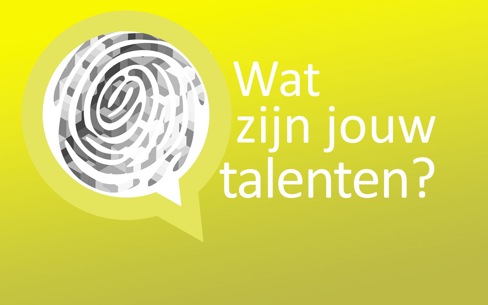 Talenten Motivatie Analyse
