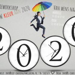 doelen stelllen 2020 workshop